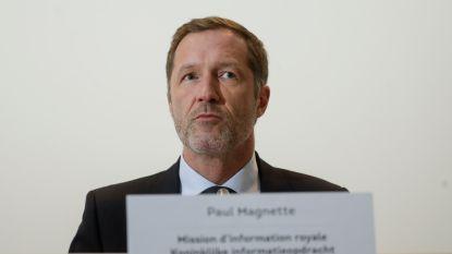 """Opdracht informateur Paul Magnette (PS) met één week verlengd: """"Nuttig om verder te gaan"""""""