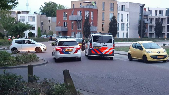 De uitpraatprocedure is aan de gang in Winterswijk. Loos alarm waarschijnlijk.