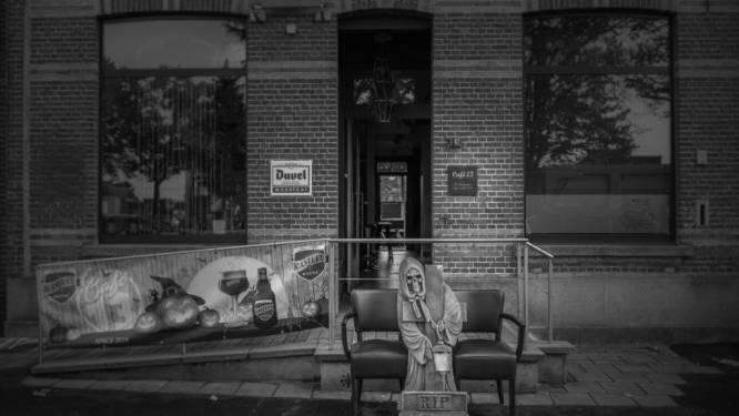 Fotografen vereeuwigen gedwongen sluiting van horeca op beeld