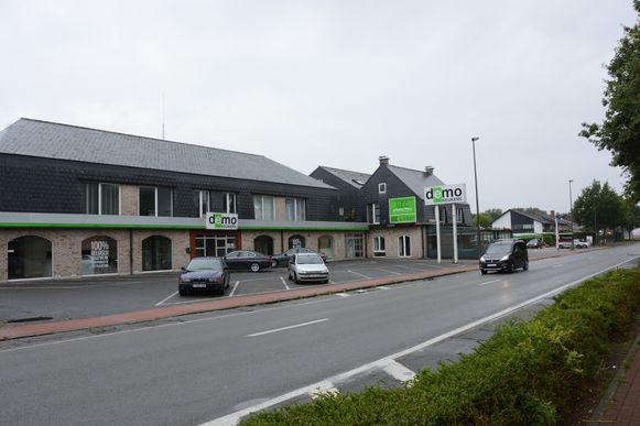 De projectontwikkelaar wil het bedrijvencentrum UEC (De Wilgard) slopen voor de bouw van een nieuwe supermarkt voor keten Albert Heijn.