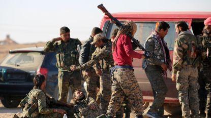 Koerden dreigen met vrijlating van Europese IS-terroristen