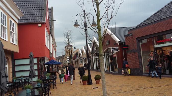 Designer Outlet in Roosendaal.