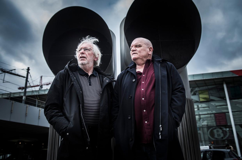 Gui Polspoel en Yves Desmet.