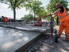 VIDEO: Turnhoutsebaan Goirle 'gaat' 60 meter per uur