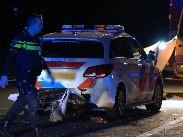 Agent (28) omgekomen bij aanrijding op snelweg bij Nuenen