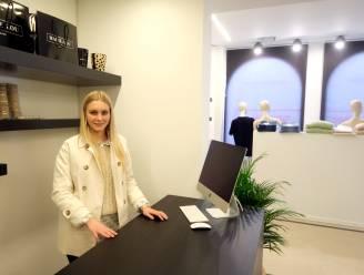 """Marie-Lou (21) opent kledingzaak in volle coronatijd: """"Mijn hart ligt in de modewereld"""""""