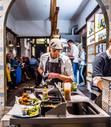 Een restaurant dat voelt als de tongzoen van een zeemeermin
