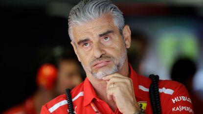 Machtswissel bij Formule 1-team Ferrari: 61-jarige teambaas moet ophoepelen
