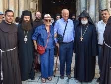 Le Roi Albert et Paola célèbrent leur 60e anniversaire de mariage à Jérusalem