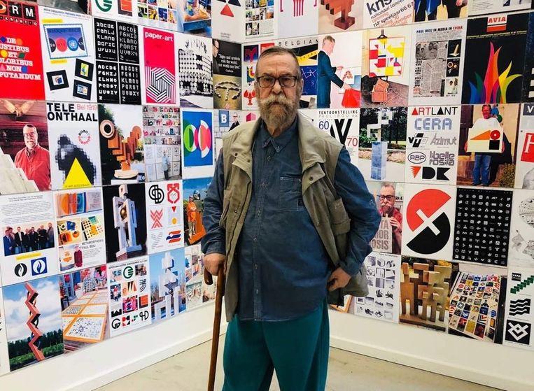 De multidisciplinaire artiest Paul Ibou won de Vlaamse Ultima voor Vormgeving.