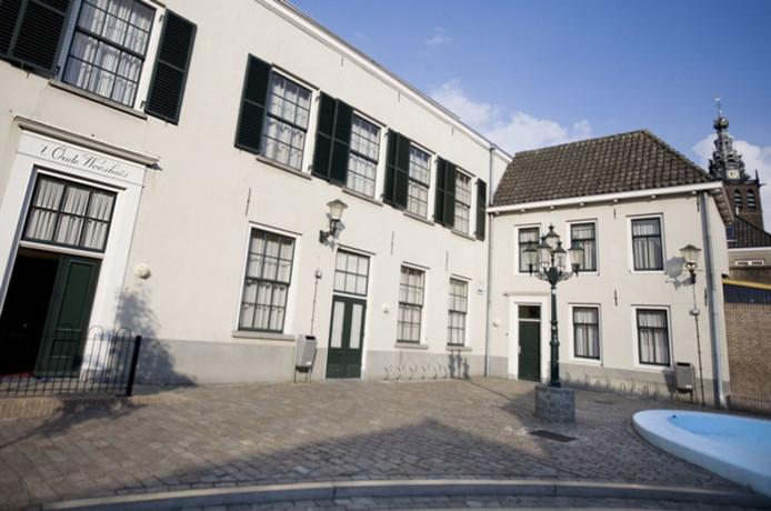 Buurtcentrum 't Oude Weeshuis