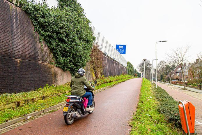 Laan van Henegouwen, Roosendaal.