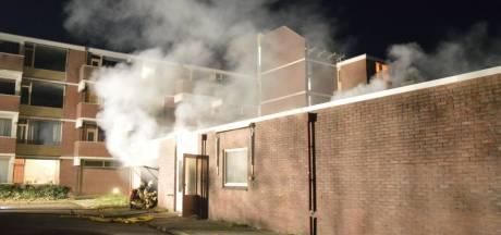 Appartementen ontruimd vanwege brand in Steenwijk