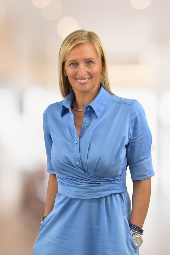 Schepen van Burgerlijke Stand Claudine De Waele (Open Vld) kreeg 2.495 stemmen achter haar namen in Lokeren bij de verkiezingen voor het Vlaams parlement.