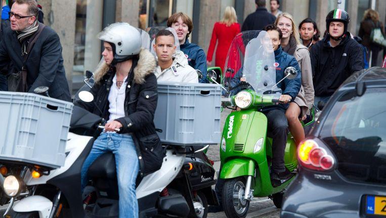 Onderzoek werd onder andere in Amsterdam gedaan Beeld anp