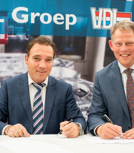 VDL Groep breidt uit in Hapert