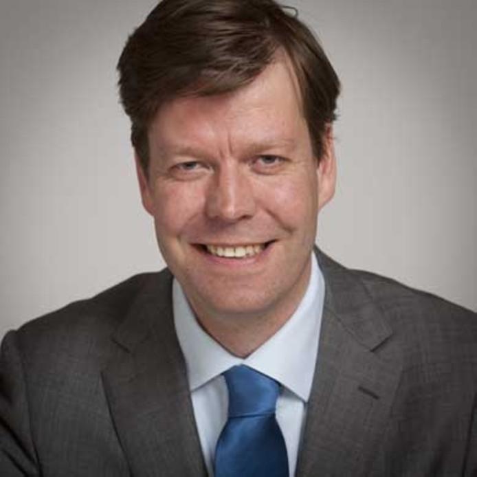 Burgemeester Marc-Jan Ahne. Foto: Gemeente Ommen