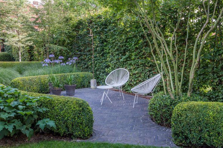 Elke vierkante meter extra groen resulteert in een frissere tuin