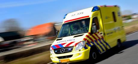 Een gewonde na ongeluk op A27 bij Eemnes
