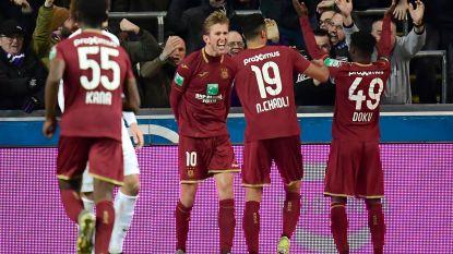 Met dank aan Vlap: Anderlecht wint verdiend van zwak Racing Genk en komt op 5 punten van play-off 1