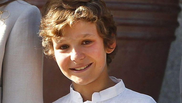 Felipe Juan Froilán.
