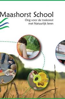 Maashorst School klein van start bij Blauwrijk in Uden