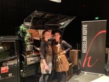 Oldenzaalse Luca (21) maakt beste koffie op Horecatalentdag