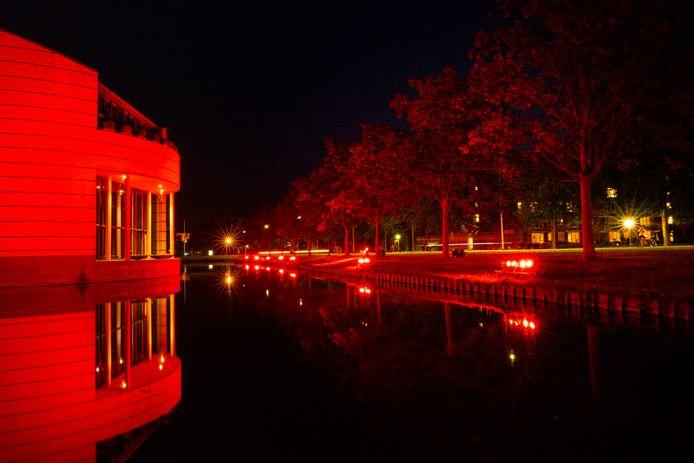 Stadhuis in Kampen.