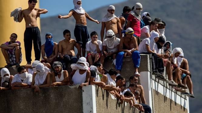Gevangenen in Venezuela moeten ratten eten om te overleven