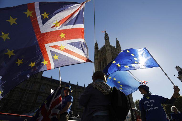 De grens tussen Noord-Ierland en Ierland is een van de grootste obstakels in de onderhandelingen tussen het Verenigd Koninkrijk en de EU