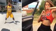 Gevaarlijke internettrend bereikt ook sportwereld: Batshuayi en bekendste Brugse WAG wagen zich aan vreemde 'challenge'