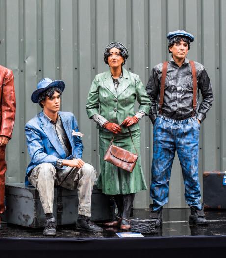 NK Living Statues in Ede verplaatst naar september