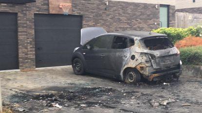 Drie auto's in brand gestoken in Lummen