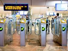 NS-poortjes Amsterdam Centraal binnenkort altijd dicht