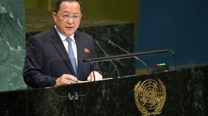 Geen denuclearisatie zonder meer vertrouwen in VS, stelt Noord-Korea