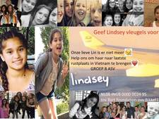 Inzameling voor laatste rustplaats Lindsey (11)