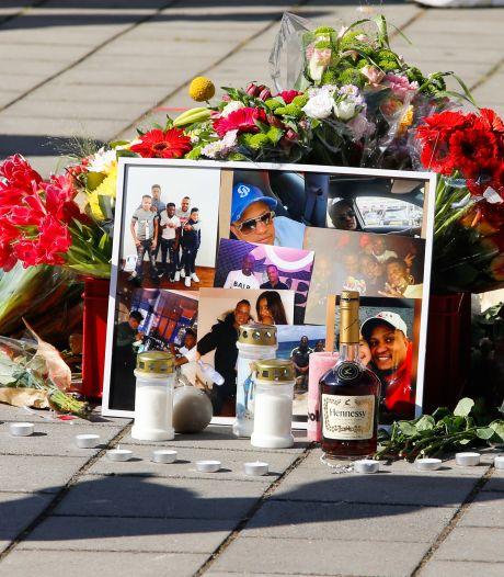 Bloemen, kaarsjes en cognac voor bij schietpartij omgekomen Dordtenaar (42) in Wielwijk