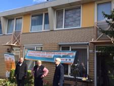 Eerste zonnepanelen geplaatst op woning Germenzeel in Uden