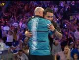 Cross verslaat De Zwaan bij WK darts