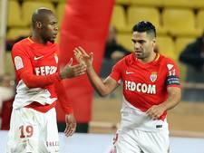 Falcao redt in extra tijd punt voor AS Monaco