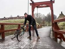 Pas op: gladheid door bevroren wegen