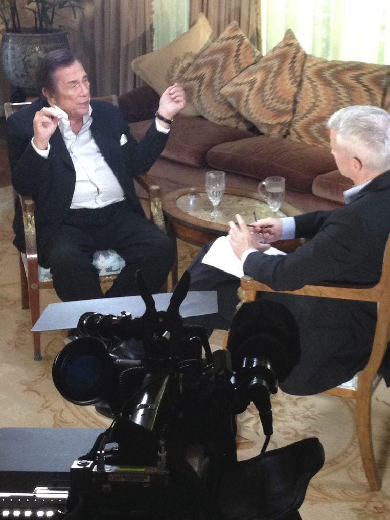 CNN-interview met Sterling