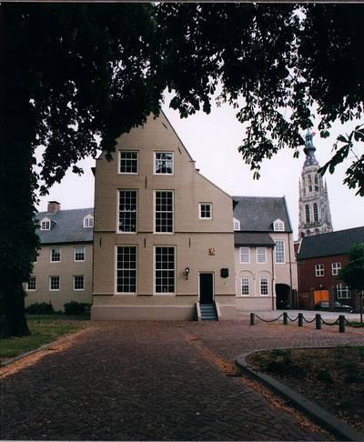 'Oudste huis' van Breda heet terecht Van Brecht
