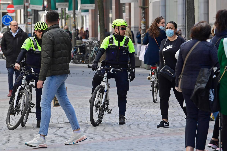 De Meir in Antwerpen Beeld Photo News