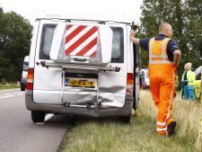 Verkeershinder op A28 door ongeval op N340 bij Hessenpoort