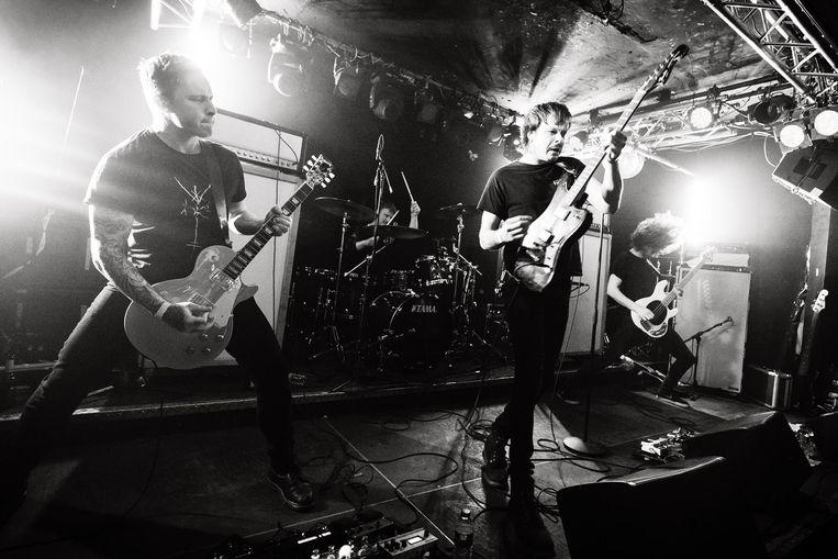 STAKE speelde de afgelopen dagen onder meer in Berlijn (foto), maar door het coronavirus moeten ze Milaan schrappen uit hun concertagenda.
