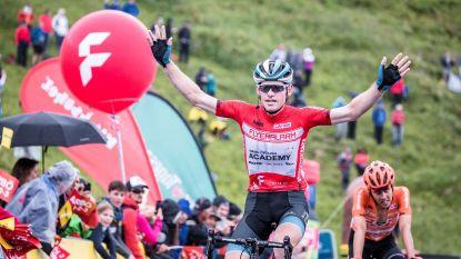 KOERS KORT 12/07. Van der Poel wint eerste race na vakantie - Hermans opnieuw eindwinnaar van Ronde van Oostenrijk