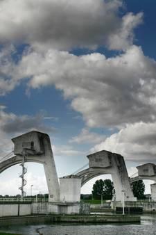 Transport vizierschuif Amerongen uitgesteld vanwege wind