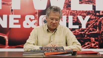 """Bölöni haalt zijn beste Nederlands boven en bedankt Antwerp-fans: """"Iedereen in mijn geboortestad is nu fan van RAFC"""""""