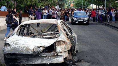 Voor derde nacht op rij rellen in Nantes: drie mensen aangehouden